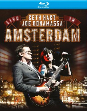 Beth Hart, Joe Bonamassa - Live From Amsterdam [Blu-ray]