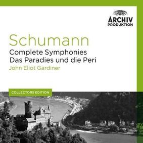 Monteverdi Orchestra & Choir - Schumann: Complete Symphonies
