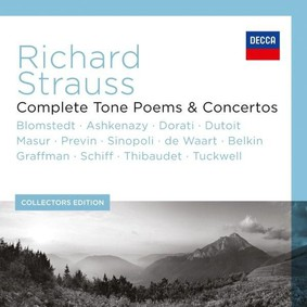 Various Artists - Strauss: Complete Tone Poems & Concertos