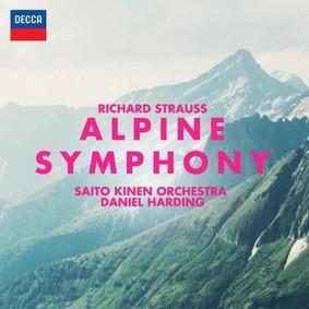 Daniel Harding - Strauss: Alpine Symphony