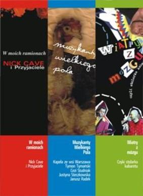 Various Artists - Gwiazdy piosenki aktorskiej [DVD]