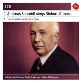Andreas Schmidt - Andreas Schmidt Sings Strauss Songs: The Complete Lieder With Piano