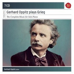 Gerhard Oppitz - Gerhard Oppitz Plays Grieg: The Complete Music For Solo Piano