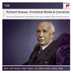 Various Artists - Strauss: Orchestral Works and Concertos