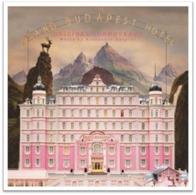 Various Artists - Grand Budapest Hotel / Various Artists - The Grand Budapest Hotel