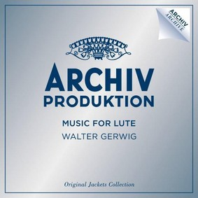 Walter Gerwig - Music For Lute
