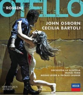 Cecilia Bartoli - Rossini: Otello [Blu-ray]