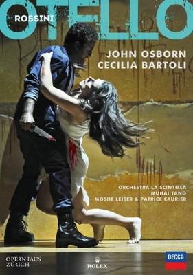 Cecilia Bartoli - Rossini: Otello [DVD]