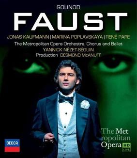 Jonas Kaufmann - Gounoud: Faust [Blu-ray]