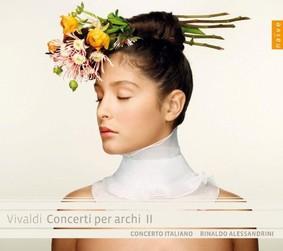 Rinaldo Alessandrini - Vivaldi: Concerti Per Archi II