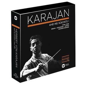 Various Artists - Karajan and His Soloists 1948-1958