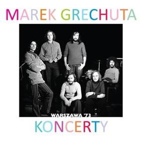 Marek Grechuta, Grupa WIEM - Koncerty Warszawa '73