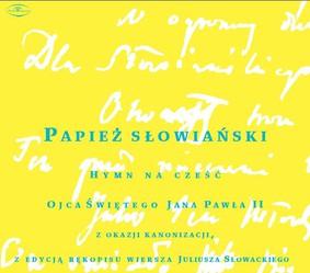 Various Artists - Papież słowiański: Hymn na cześć Ojca Świętego Jana Pawła II