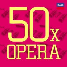 Various Artists - 50 X Opera
