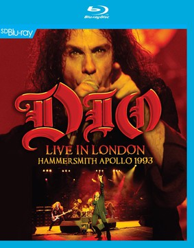 Dio - Live In London: Hammersmith Apollo 1993 [Blu-ray]