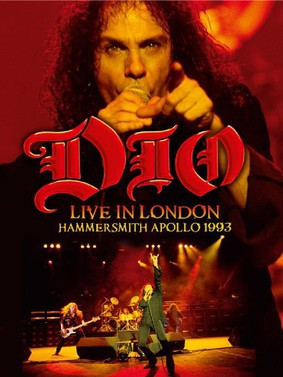Dio - Live In London: Hammersmith Apollo 1993 [DVD]