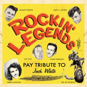 Various Artists - Rockin' Legends Pay Tribute to Jack White