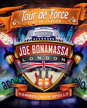 Joe Bonamassa - Tour De Force - Hammersmith Apollo [Live]