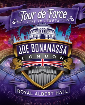 Joe Bonamassa - Tour De Force - Royal Albert Hall [Live]