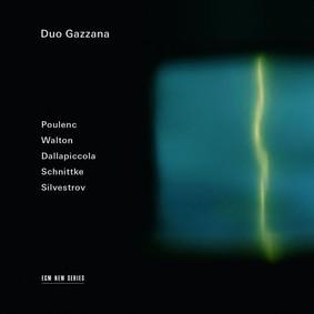 Duo Gazzana - Poulenc, Walton, Dallapiccola, Schnittke & Silvestrov