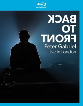 Peter Gabriel - Back To Front: Live In London [Blu-ray]