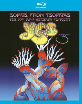 Yes - Songs From Tsongas: The 35th Anniversary Concert [Blu-ray]