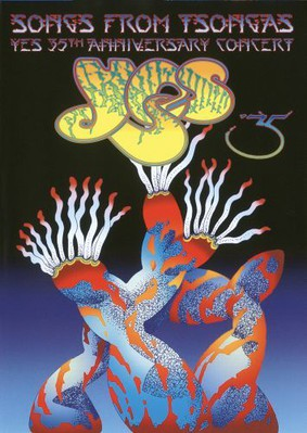 Yes - Songs From Tsongas: The 35th Anniversary Concert [DVD]