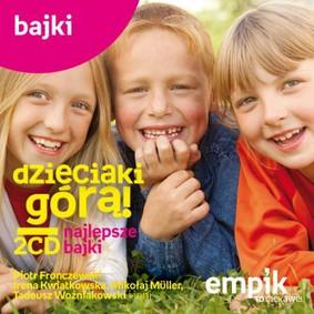 Various Artists - Dzieciaki górą! Najlepsze bajki