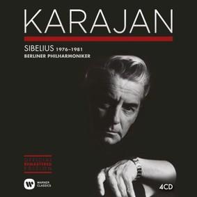 Herbert von Karajan, Berliner Philharmoniker - Karajan: Sibelius Recordings 1976-1981