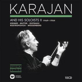 Various Artists - Karajan: Concerto Recordings 1969-1984