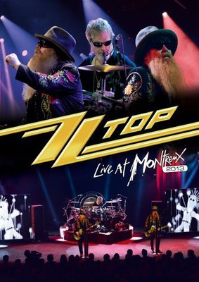 ZZ Top - Live At Montreux 2013 [DVD]