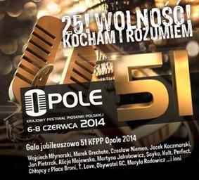Various Artists - 25! Wolność! Kocham i rozumiem. Gala jubileuszowa 51 KFPP Opole 2014