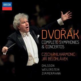 Jiri Belohlavek - Dvorak: The Complete Symphonies & Concertos