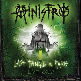 Ministry - Last Tangle in Paris: Live 2012 DeFiBriLaTour [DVD]