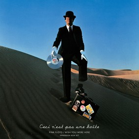 Pink Floyd - Wish You Were Here - Immersion Box Set