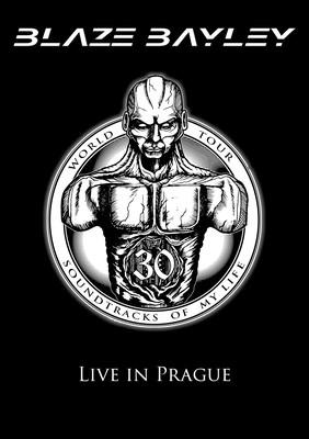 Blaze Bayley - Soundtracks Of My Life - Live In Prague 2014 [DVD]