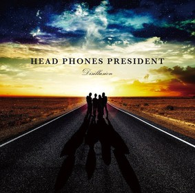 Head Phones President - Disillusion