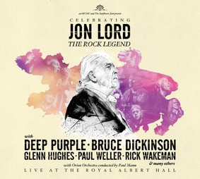Various Artists - Celebrating Jon Lord: The Rock Legend