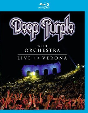Deep Purple - Deep Purple With Orchestra: Live In Verona [Blu-ray]
