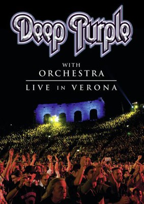 Deep Purple - Deep Purple With Orchestra: Live In Verona [DVD]