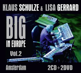 Klaus Schulze - Big In Europe. Volume 2: Amsterdam