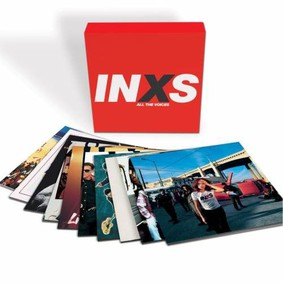 INXS - Box: All The Voices