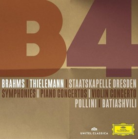 Christian Thielemann - Brahms: Symphonies, Piano Concertos, Violin Concertos