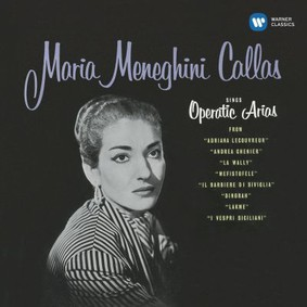 Maria Callas, Philharmonia Orchestra - Lyric And Coloratura Arias 1954