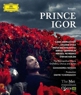 Metropolitan Opera - Borodin: Prince Igor [Blu-ray]