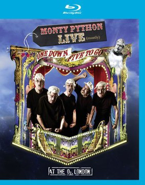 Monty Python - Monty Python Live (mostly): One Down Five To Go [Blu-ray]
