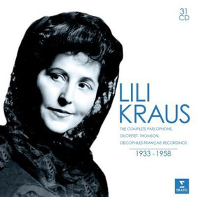 Various Artists - Lili Kraus Great Recordings: The Complete Parlophone
