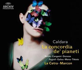 Andrea Marcon - Caldara: La Concordia De' Pianeti