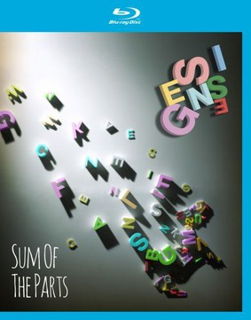 Genesis - Sum of the Parts [Blu-ray]