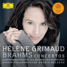 Helene Grimaud - Brahms: Piano Concertos
